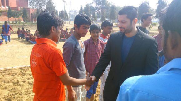 Dr. Arnab Sengupta Congratulates winners