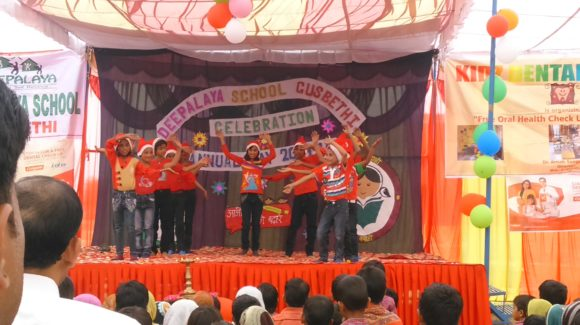 Deepalaya School Annual Day Celebration