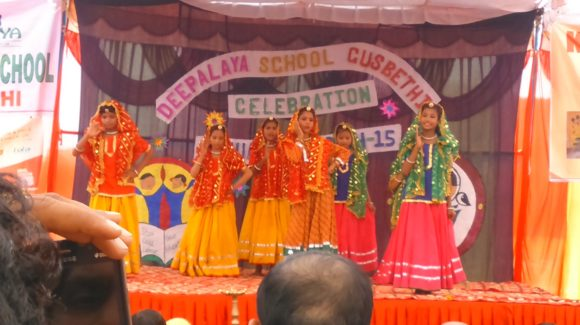 Celebration annual day deepalaya school