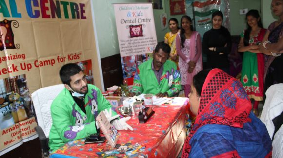 Dr Arnab Sengupta- Kids dental expert