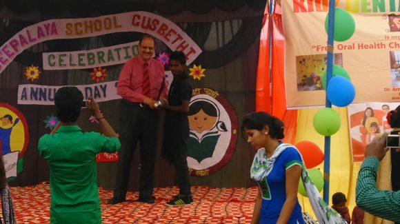 Deepalaya School Gusbethi
