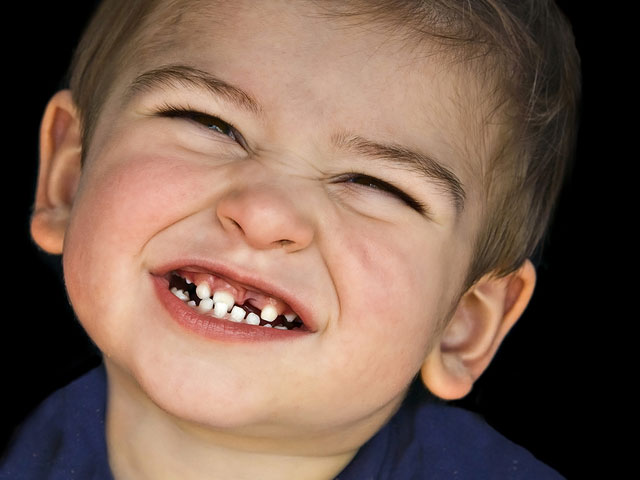 how to stop a toddler from grinding their teeth