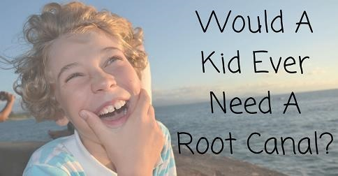 Do Baby Teeth Need Root Canals?